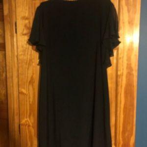 MSK Dresses - MSK Black Dress XL